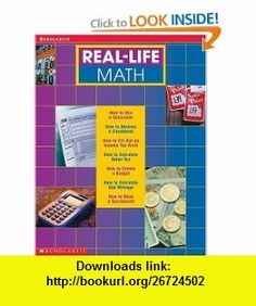 Real-Life Math Workbook (Revision) (Real-Life Work) (0078073237777) Terry Cooper , ISBN-10: 0439237777  , ISBN-13: 978-0439237772 ,  , tutorials , pdf , ebook , torrent , downloads , rapidshare , filesonic , hotfile , megaupload , fileserve