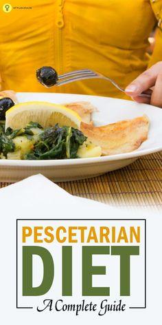 Pescetarian Diet- A Complete Guide
