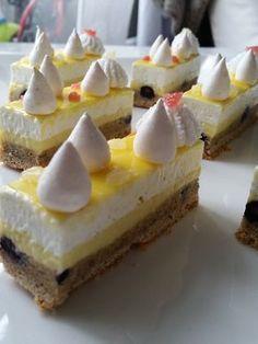 Ma version de la tarte citron : douce et acidulée | Création et vente de patisserie fine