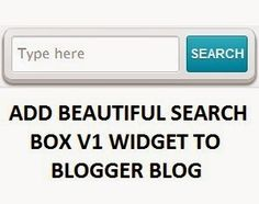 Add 5 stylish search boxes to blogger - Alishinfo | All in One Internet Surfing Site