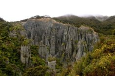 Puntangirua Pinnacles