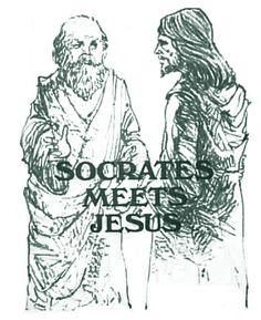 Ο ΣΩΚΡΑΤΗΣ, ΟΙ ΔΙΑΦΟΡΕΣ ΚΑΙ ΟΙ ΟΜΟΙΟΤΗΤΕΣ ΜΕ ΤΟΝ ΙΗΣΟΥ