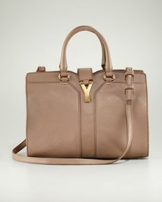 Cabas ChYc Bag, Mini by Yves Saint Laurent at Bergdorf Goodman.
