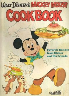 Mickey Mouse Cookbook