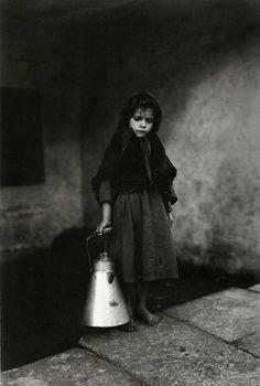 Ruth Matilda Anderson - Pequena leiteira. Noia. 1924