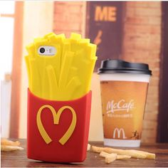 Phone Cases - Mcdonalds Moshino  Phone Case For iPhone