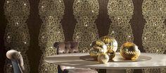 Giove Murano Glass Sphere #robertocavalli #robertocavallihome #palazzocollezioni #muranoglass