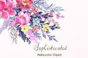 Watercolor Clipart Sophisticated - Illustrations - 1