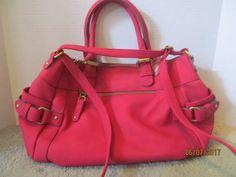 NEW! ROSE COLOR MERONA BAG W/ ADJUSTABLE STRAPS #Merona #Satchel