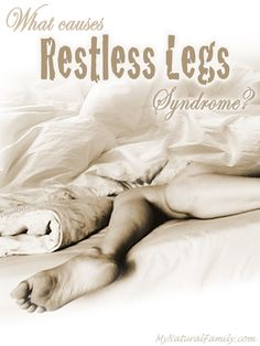 What Causes Restless Legs Syndrome?