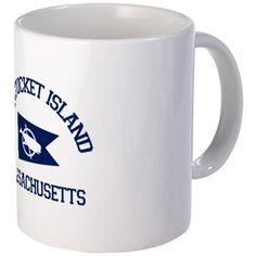 Nantucket - Massachusetts. Mug Mugs