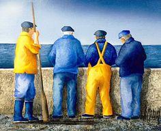Grande image de Horizon - Bernard Morinay, Artiste peintre breton