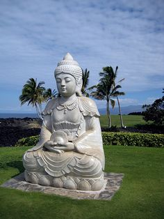 Buddha Point - Waikoloa, Hawaii