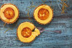 Appelsin- og sitronterter