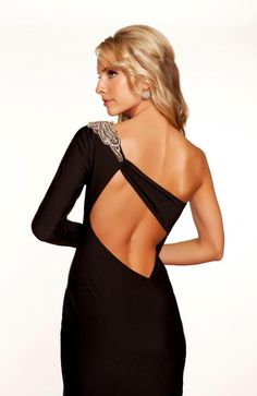 Style: #2624R BLACK (Back)