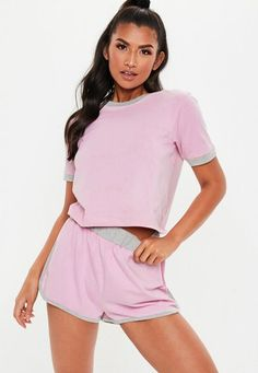 156 items - The Missguided nightwear edit is the stuff of dreams. From comfy fleece PJ sets to slinky slip dresses, we've got your official Sleepwear uniform right here. Maternity Nightwear, Pajama Shorts, Pj Sets, Sleepwear Women, Missguided, Pajama Set, Going Out, Gym Shorts Womens, Dressing