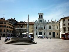 Udine, Piazza San Giacomo
