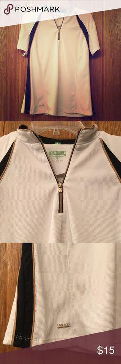 Selling this 🏌️♀️ Lady's golf shirt 🏌️♀️ on Poshmark! My username is: shoppingfox. #shopmycloset #poshmark #fashion #shopping #style #forsale #Tops