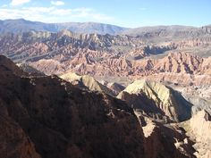 Quebrada de Jumeal in all its beauty (Vallecitos hike, Salta) #heartofargentina