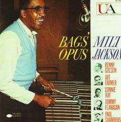 Milt Jackson album cover