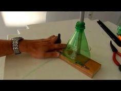 Filetador de Garrafa PET - YouTube