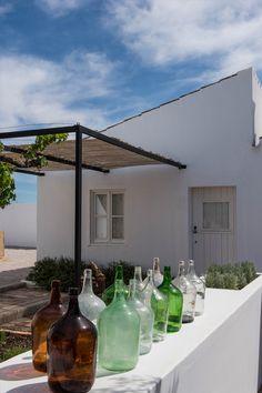 Home by the Med Tavira Portugal, Santiago Do Cacem, Ibiza, Sisal, Porch And Terrace, Beachy Room, Gazebo, Pergola, Pool House Plans
