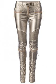 Josh V Pants Kimberly  Gun Metal Metallic | WINKELSTRAAT.NL