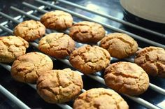 Pecan Cookies - Gluten, dairy and egg free - Powered by @ultimaterecipe