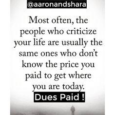 #DuesPaid! . . #aaronandshara . . Follow @aaronandsharaFollow @aaronandshara Follow @aaronandshara -  #SuccessQuotes #EntrepreneurLife#LifestyleMotivation #GrindDay#BusinessBoost #WorkingOut#StartupGame #MoneyMotivation#MoneyMaker #SuccessfulLife#InspiringDaily #HardWorkPaysOff#GoalDigger #BillionaireMen#MotivationForLife #BallinLife#HappyLife#LuxuryLove#EntrepreneurshipGame#BusinessMindset #MillionaireHustle#BusinessKing #QuoteForLife#EntrepreneurSkills #EntrepreneurLife#MotivationlQuote…