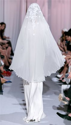 Alia Bastamam Bridal 2015 French Wedding Dress, Wedding Veils, Wedding Dresses, Bridal 2015, Malay Wedding, Wedding Costumes, Wedding Inspiration, Wedding Ideas, Bride Groom