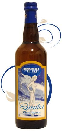 Birrificio Le Fate - Birra Lunilia, Birra bianca -  #Comunanza (AP) #birra #beer