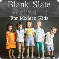 TONS of free sewing tutorials and patterns specially for babies and little BOYS!! <3