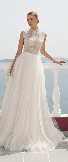 Descubre los más bonitos vestidos de novia de corte princesa de esta temporada y lúcelo a la perfección en tu gran día. ¿Serás una de ellas?