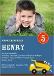 Shutterfly Boy Birthday Invitations