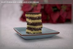 Nanaimo Bars. I need to find a substitute for the Bird's Custard Powder