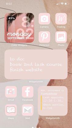 Ios 7 Design, App Icon Design, Iphone Design, Graphic Design, Iphone Home Screen Layout, Iphone App Layout, Iphone Life Hacks, Cute App, Aesthetic Iphone Wallpaper