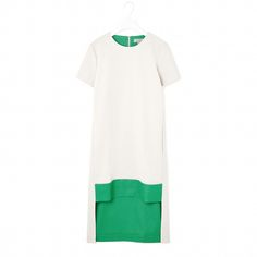 50 best summer dresses - contrast dress by Cos