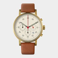 V03 Chronograph Watch-David Ericsson, 2014