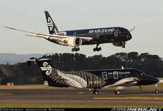 Aviation Photo Raytheon - Air New Zealand Link (Eagle Airways) Jet Airlines, Pacific Airlines, Private Plane, Private Jet, Passenger Aircraft, Air Photo, Air New Zealand, Boeing 777, Commercial Aircraft