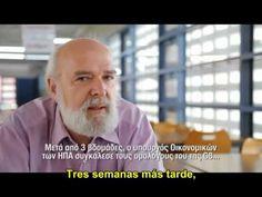 """Deudocracia.""""Debtocracy - Χρεοκρατία - Deudocracia"""" es un documental realizado por los periodistas griegos Katerina Kitidi y Ari Hatzistefanou, y distribuido en internet libremente por sus autores, que busca las causas de la crisis y de la deuda en Grecia, y que propone soluciones que el Gobierno y los medios de comunicación dominantes ocultan. Youtube, Politics, Music, Toussaint, Conscience, Paris, Means Of Production, Financial Statement, Documentaries"""