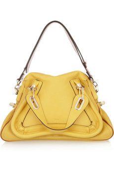 92b52e782f80 Chloé - Paraty Medium leather shoulder bag