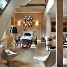 St Pancras Penthouse