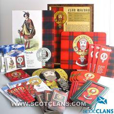 MacNab Clan Shop on