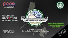 Hack the Climate: Manila (June 6, 2014) - http://webgeek.ph/t/hack-the-climate-manila-june-6-2014/211