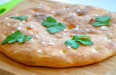 Очень быстрый и невероятно вкусный хлеб к вашему столу