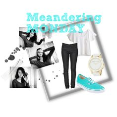 """Meandering MONDAY"" by soo-kimberley-noh on Polyvore"
