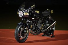 Ducati SS 1000 Cafe Racer by Cafe Racer Napoli #motorcycles #caferacer #motos   caferacerpasion.com