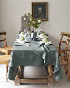 Tischdecke Art Nouveau, Baumwolle