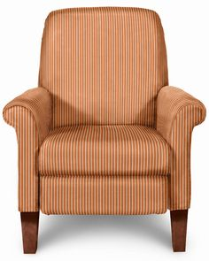 Its friends call it Fletch. We call it rave worthy. From its softly rolled arms to its sleek modern legs, this recliner can either complement your other furniture or command all eyes on it.