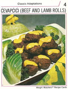 Bad and Ugly of Retro Food